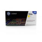 HP Q6002A / 124A - Originální toner