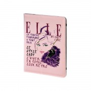 Husa Lady in Pink Elle, 10.1 inch, Roz