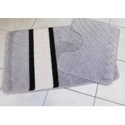 Drapp 3-részes fürdőszoba szett/Cikksz:0610034