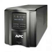 UPS APC Smart-UPS SMT line-interactive / sinusoidala 750VA / 500W 6conectori C13, baterie RBC48 (APC)