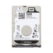 """WD 500GB 2.5"""" SATA III 32MB 7.200rpm WD5000LPLX Black"""