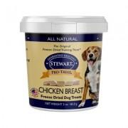 Stewart Pro-Treat Chicken Breast Freeze-Dried Dog Treats, 3-oz tub