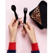 Monki Leopard Foodbox - Multi
