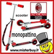 MONOPATTINO JUNIOR SCOOTER AC MILAN