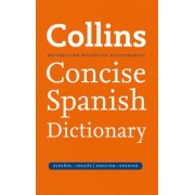 Collins Concise Spanish Dictionary 8th Edition by Collins Dictionaries