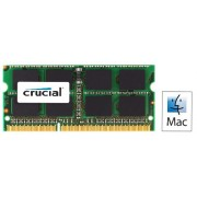 Crucial Kit Memoria per Mac da 8 GB (4 GBx2), DDR3, 1333 MT/s, (PC3-10600) SODIMM, 204-Pin - CT2C4G3S1339MCEU
