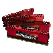 Memorie G.Skill RipJawsZ 16GB (4x4GB) DDR3 PC3-12800 CL9 1.5V 1600MHz Intel Z77 / X79 Quad Channel Kit, F3-12800CL9Q-16GBZL