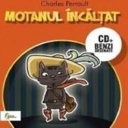 Motanul Incaltat CD+benzi desenate - Charles Perrault