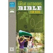 The Great Outdoors Bible for Kids, NIV by Zonderkidz