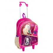 Mochila com Rodinha Média Ever After High - Sestini