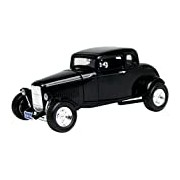"Motormax GOTZMM73171BK 1:18 Scale Black ""1932 Ford Five Window Coupe"" Die Cast Model Car"