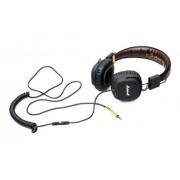 Marshalls Major 4090420 Over-Ear Headphone with Mic (Black)