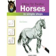 How to Draw Horses by Eva Dutton