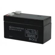 HQ BAT-LEAD-02 batería recargable Batería/Pila recargable (Universal, Plomo-ácido, Negro, 65 x 105 x 50 mm)