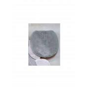 Kleine Wolke Deckelbezug, ca. 47x50cm Kleine Wolke grau