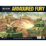 Bolt Action - Armoured Fury Tank War Starter Set - WGB.START.30 - Warlord Games by Bolt Action