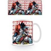 Dc Comics Mug Harley Quinn Hostage