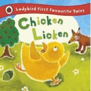 Chicken Licken: Ladybird First Favourite Tales by Mandy Ross