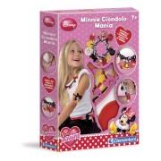 Clementoni - Kit para crear pulseras de Minnie Mouse (158713-WM)