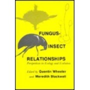 Fungus-Insect Relationships by Quentin Wheeler