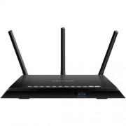 ROUTER, NetGear AC1750, 4PT, WiFi Gigabit router with 2xUSB (R6400-100PES)