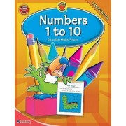Brighter Child Numbers 1 to 10, Preschool by Brighter Child