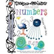 Wipe-Clean(tm) Dot-To-Dot: Numbers by Salariya