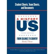 Johns Hopkins University Student Workbook for Book 3 Hofus by Johns Hopkins University Center for Social Organization of S