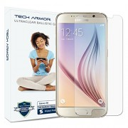 Tech Armor SP-BG-SAM-GS6-1 Screen Protector for Samsung Galaxy S6