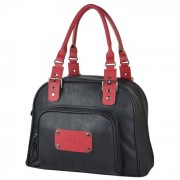 Baby On Board Sac A Langer Swap'n Go - Noir / Rouge
