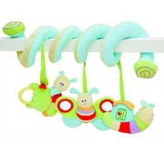 Little Bird Told Me Lb3011 Soft Activity Spiral Baby Toy