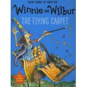 Valerie Thomas Winnie and Wilbur: The Flying Carpet with audio CD