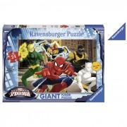 Ravensburger puzzle da pavimento ultimate spider-man 24 pezzi