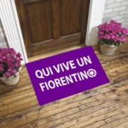 Olasz foci Fiorentina szurkoló
