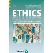 Ethics for European Psychologists by G. Lindsay