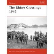 The Rhine Crossings 1945 by Howard Gerrard