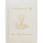 Remembrance of My First Holy Communion Girl by Victor Fr Hoagland