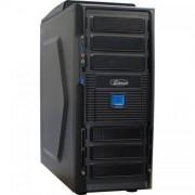 Carcasa Inter-Tech Eterno A6 Confident Black/Blue