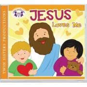Jesus Loves Me CD by Twin Sisters(r)