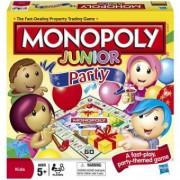 Joc de Societate Monopoly Junior Petrecerea