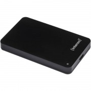 Hard disk extern Intenso Memory Case 500GB 2.5 inch USB 3.0 Black