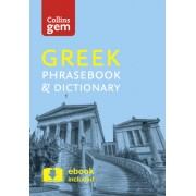 Collins Gem Greek Phrasebook and Dictionary
