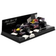 Minichamps 410100006 Modellino Auto Red Bull Rb6 Mark Webber 2010 Formula 1 Scala 1/43