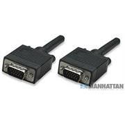 Manhattan SVGA Monitor Cable - HD15 Male