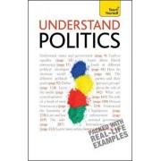 Understand Politics: Teach Yourself by Peter Joyce
