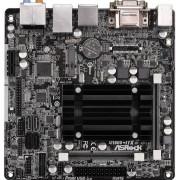 Placa de baza ASRock Q1900-ITX, CPU integrat Intel Quad-Core J1900