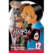 Hikaru No Go 12 by Takeshi Obata
