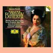 G. Puccini - Madame Butterfly( Complet (0028942356726) (3 CD)
