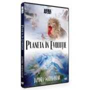 Discovery - Planeta in evolutie: Japonia & Madagascar (DVD)