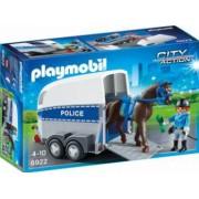 Remorca cu Cal Playmobil